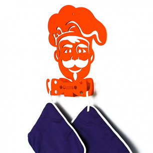 Кухонная вешалка настенная Cook, фото 2