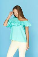 Хлопковая блуза , фото 1