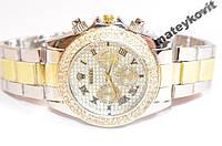 Новинка!! Женские часы *ROLEX* white gold , фото 1