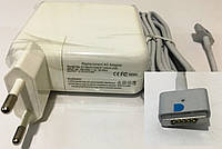 Блок живлення для ноутбука PowerPlant APPLE 220V, 16.5V 60W 3.65A (MagSafe 2)