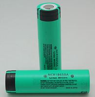 Аккумулятор PanasonicNCR18650A 3,6v 3100mAh
