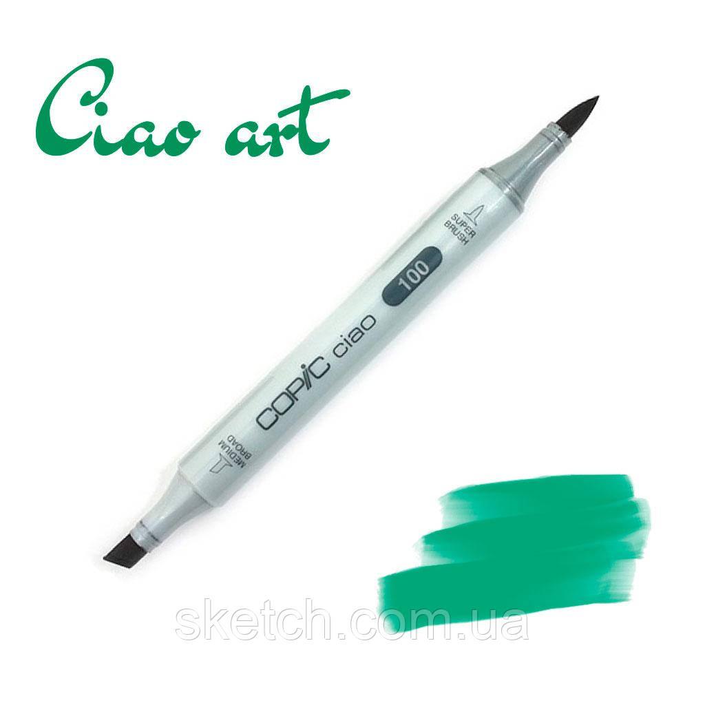 Copic маркер Ciao, #G-28 Ocean green