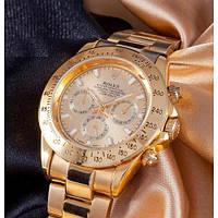 Часы наручные ROLEX DAYTONA GOLD, фото 1