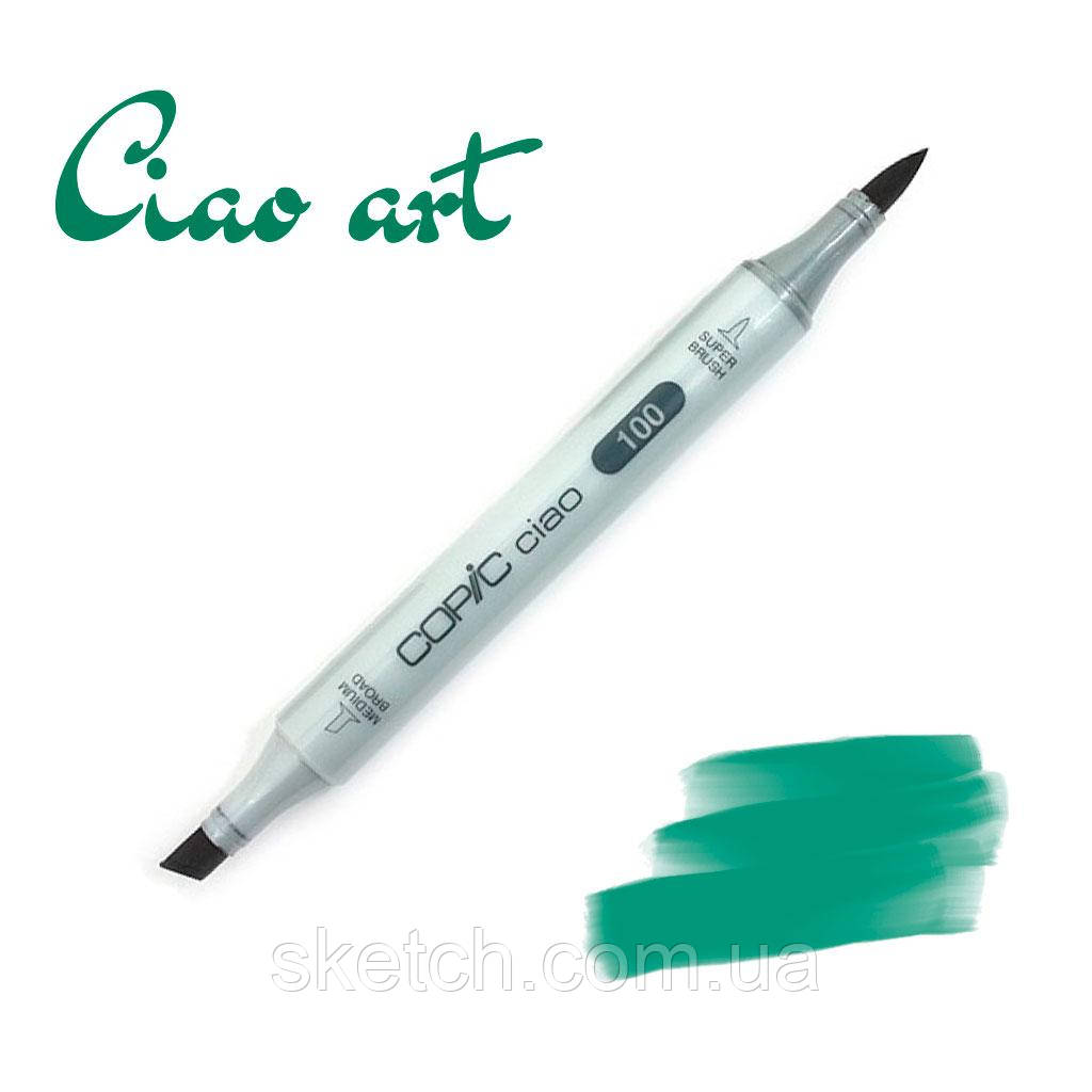 Copic маркер Ciao, #G-29 Pine tree green