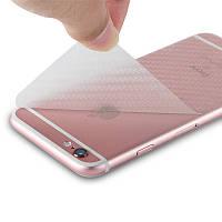 Защитная пленка на заднюю панель для iPhone 6/6s