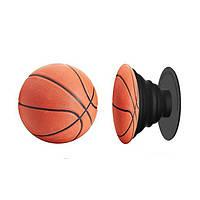 Держатель для телефона PopSocket (Попсокет), баскетбольный мяч