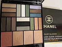 Палетка Chanel Blusher+Eyeshadow