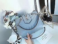 Женская брендовая сумка в стиле YSL