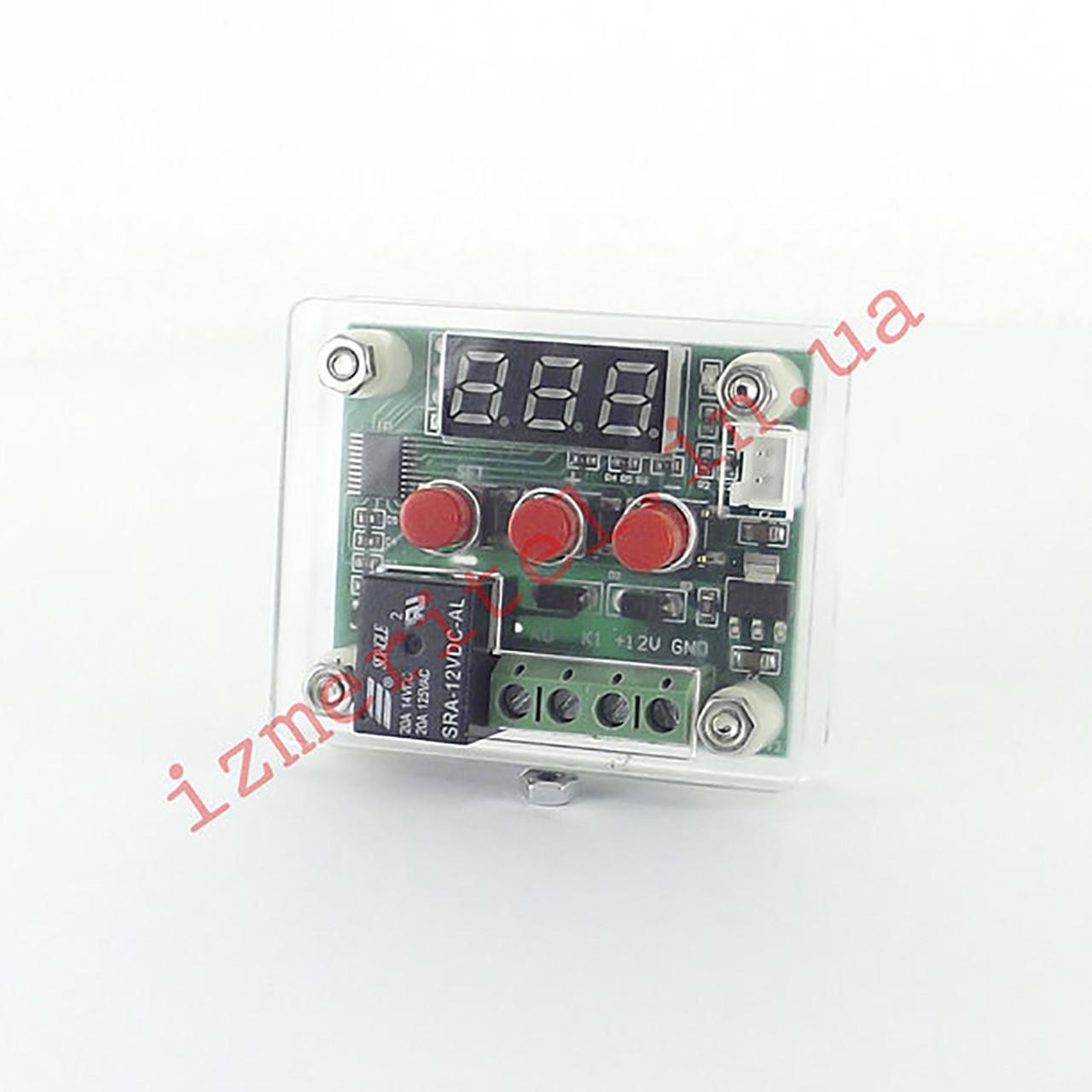 Корпус для терморегулятора W1209