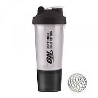 Шейкер Optimum Nutrition 2 in 1 Premium Shaker 500ml