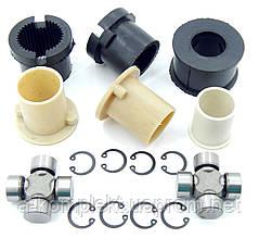 Ремкомплект привода рулевого управления МТЗ-80;-82  (полный)