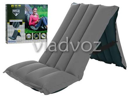 Сверхпрочный надувной матрас кресло для кемпинга туризма, фото 2