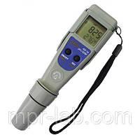 Комбінований вологозахищений ОВП/pH/Temp метр ADWA AD14 з термометром, змінним електродом, АТС, Угорщина