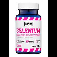 UNS Selenium 30 tabs