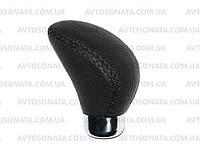 Ручка КПП 250132 чорна, фото 1