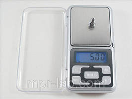 Весы цифровые MH138-Series(±0.01g/100g) с функцией счета и съемной крышкой
