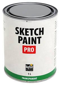 Маркерная краска Sketchpaint Pro прозрачная глянцевая 1 л 14 кв.м
