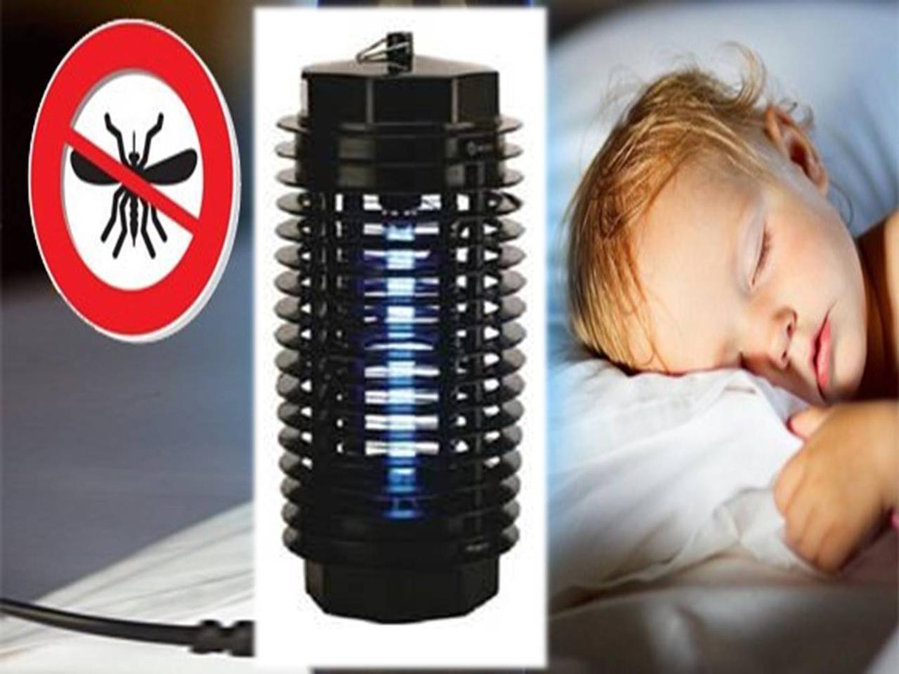 Светильник для уничтожения летающих насекомых Delux AKL-8