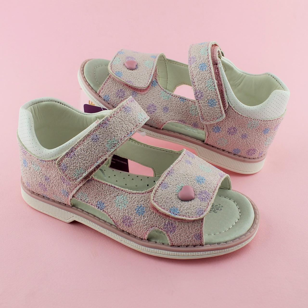 6e6706dc6 Ортопедические босоножки девочке TOMM размер 26,30 - BonKids - детский  магазин обуви в Киеве