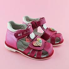 Босоножки для девочки детская серия Ортопед ТМ BI&KI размер 22,23,26