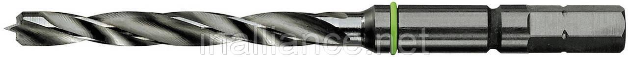 Спіральні свердла по дереву D 6 CE / W Festool 492515