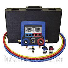 Цифровой 2-х вентильный манометрический коллектор MC 99872-1/4A Mastercool