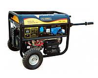Бензиновый генератор Forte FG6500EA + автоматика