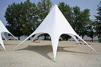 Шатёр тент для пляжа белый