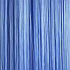 Шторы нити Однотонные №11 Голубой