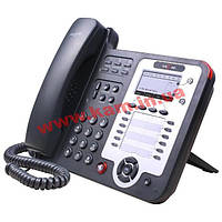 2 Lines Professional IP Phone 132*64 graphic LCD,2 line 2 SIP accounts, Adjustable bracke (ES320-N)