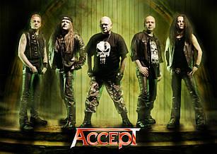 Плакат Accept 01