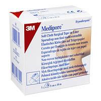 Пластырь из нетканого полиэстера 3M™ Medipore™, (5 см. х 10 м.)