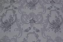 Обои, на стену, винил на флизелине, В109 3501-10, княжна, серый, черно-белый, 1,06*10м, фото 2