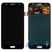 Дисплей (экран) для телефона Samsung Galaxy J5 Duos J500F, Galaxy J5 Duos J500H, Galaxy J5 Duos J500M + Touchscreen Black