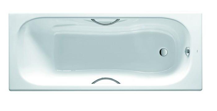 "Ванна чугунная ROCA MALIBU 1600х750х420 - магазин ""Жемчужина сантехники"" в Одессе"