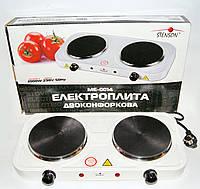 Плита настольная электрическая Stenson 1000w ME-0014