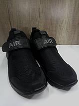 Летние мужские кроссовки на липучке  ТМ EXTREM 1207/96, фото 3