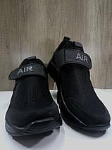 Летние мужские кроссовки на липучке  ТМ EXTREM 1207/96, фото 2