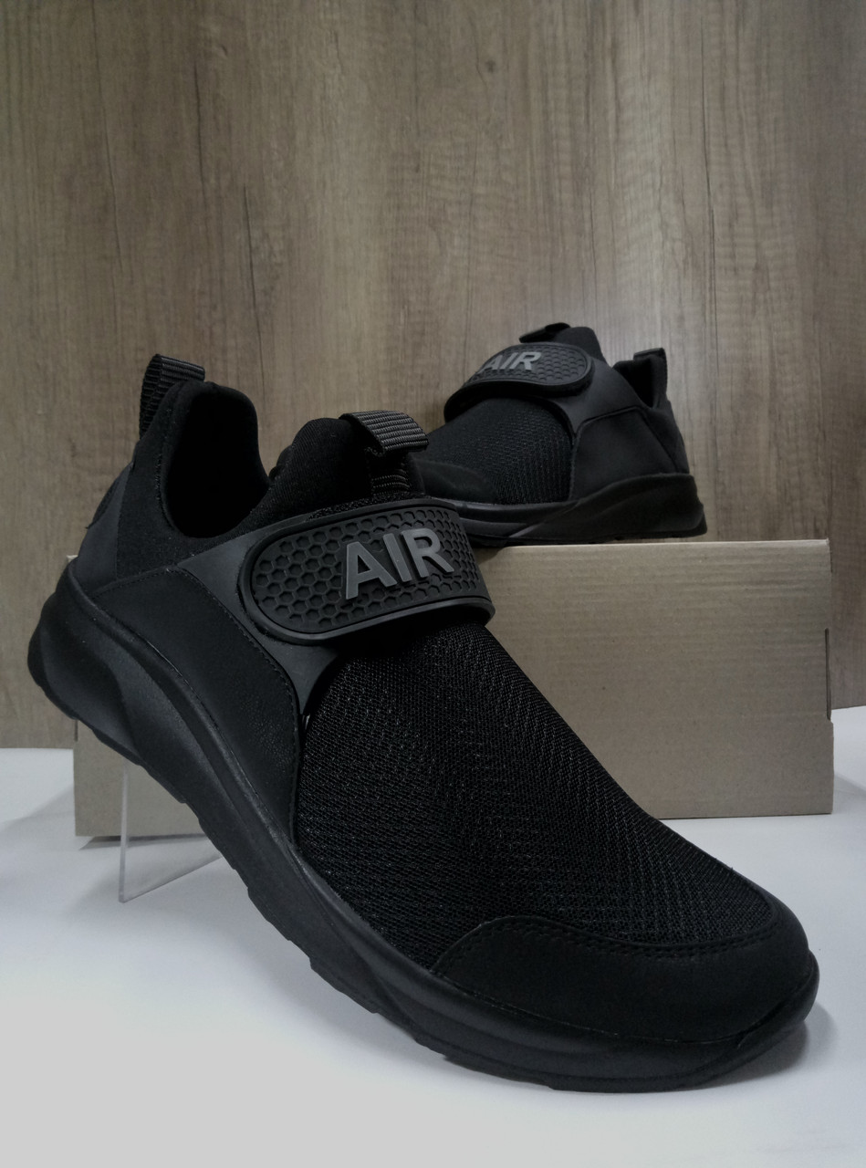 Летние мужские кроссовки на липучке  ТМ EXTREM 1207/96