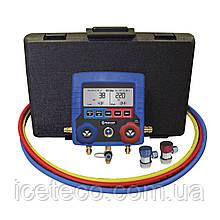 Цифровой 4-х вентильный манометрический коллектор MC 99872 Mastercool