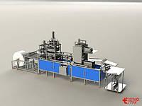 Оборудование для изготовления блистерной упаковки СТА-300ПН Diapazon