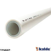 Полипропиленовая труба  PN 20 D 75 армированная KALDE (белая)