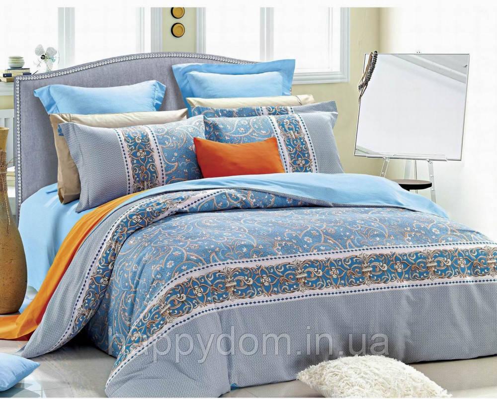 Комплект постельного белья сатин люкс 3D Moon Love