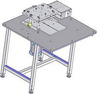 Полуавтоматическое фасовочно-упаковочное оборудование ПП-100