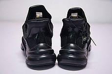Мужские кроссовки Louis Vuitton SS18 All Black,  Луи Виттон СС18, фото 3