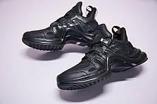 Мужские кроссовки Louis Vuitton SS18 All Black,  Луи Виттон СС18, фото 2