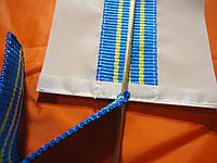 """Волейбольная сетка с тросом ткань усиленная плотной лентой. для волейбола """"Элит 10 норма усиленная"""""""