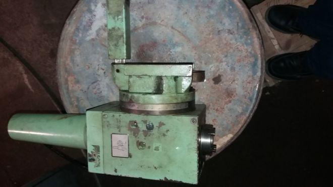 Головка вертикально-фрезерна ВФГ до верстата 6т81ш