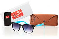 Солнцезащитные очки реплика матовый черный матовый мятный RAY BAN WAYFARER  черный матовый 8310 a335943ee9c