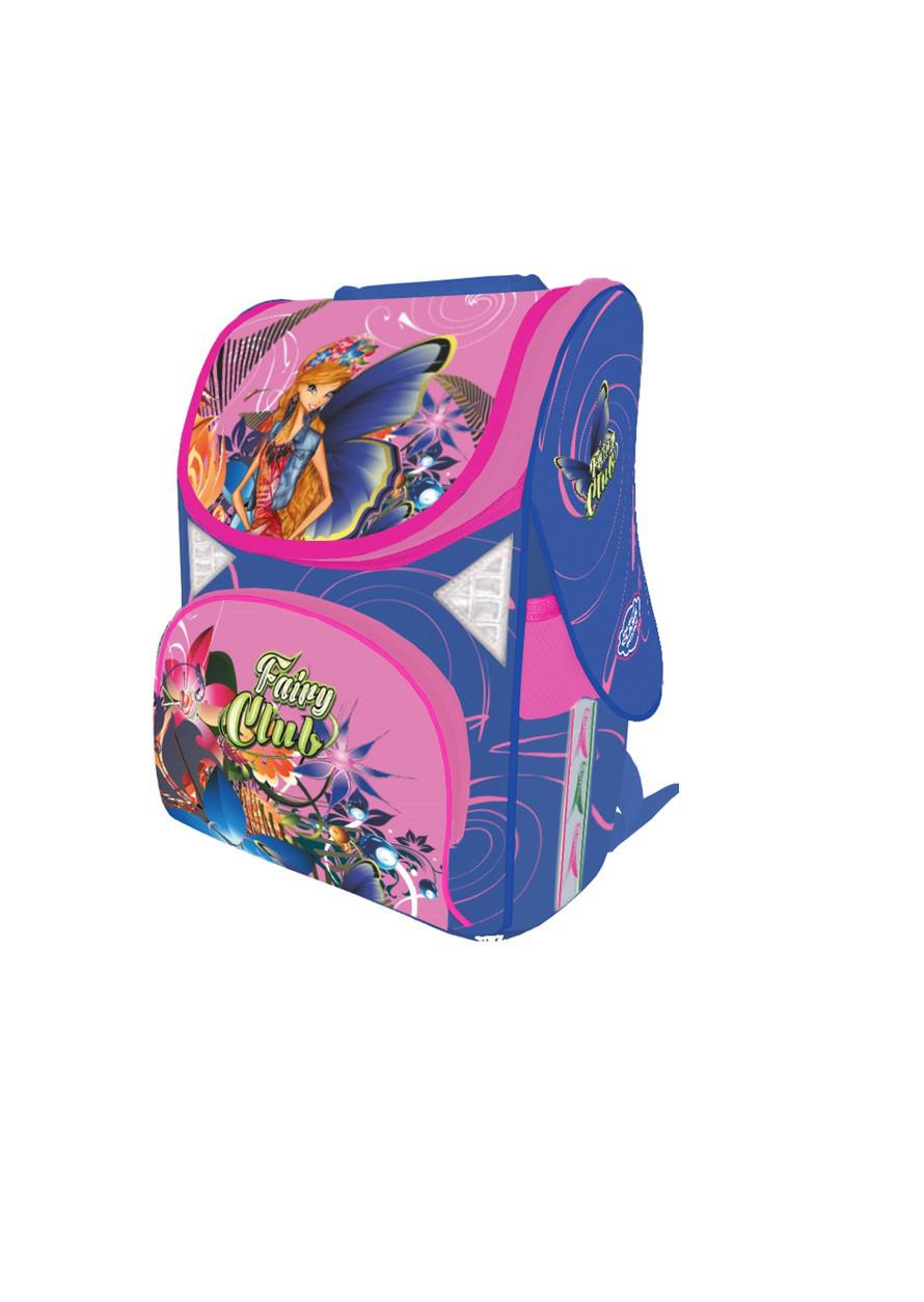 b7dd8ba20b92 Ортопедический ранец-рюкзак для девочек «Fairy Flower» 300D PL CLASS 9806,  цена 875 грн., купить в Днепре — Prom.ua (ID#700394266)